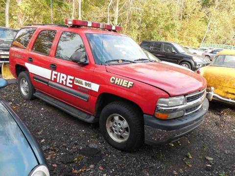 2000 Chevrolet Tahoe for sale at Auto King Picture Cars - Rental in Westchester County NY