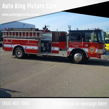 1985 Pierce Fire Truck for sale in Westchester County, NY