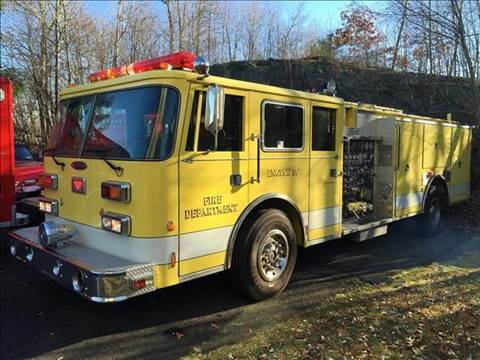 1994 Pierce Fire Truck for sale in Westchester County, NY
