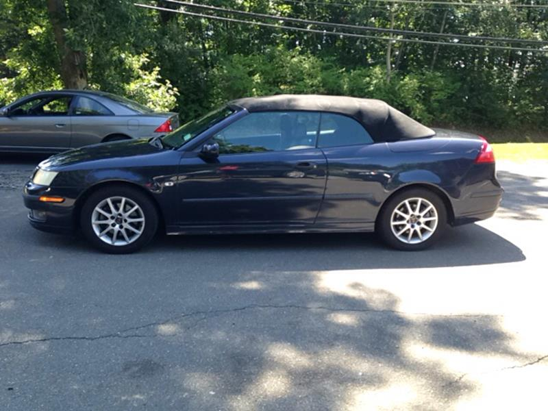 2004 Saab 9 3 Arc 2dr Turbo Convertible In Westchester
