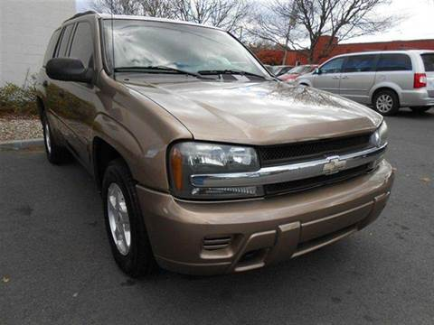 2002 Chevrolet TrailBlazer for sale at Auto King Picture Cars in Westchester County NY