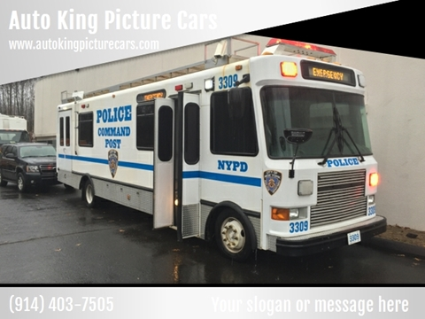2006 Freightliner Startrans Police CC for sale in Westchester County, NY