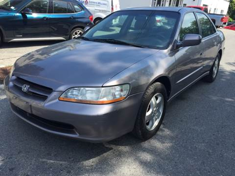 2000 Honda Accord for sale at Auto King Picture Cars in Westchester County NY