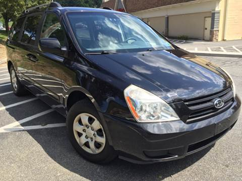 2007 Kia Sedona for sale at Auto King Picture Cars in Westchester County NY