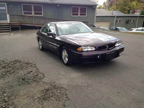 1999 Pontiac Bonneville for sale at Auto King Picture Cars - Rental in Westchester County NY