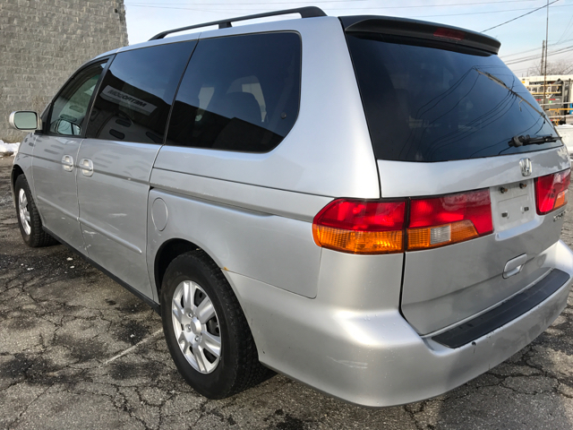 2004 honda odyssey ex l 4dr mini van w leather in westchester county ny auto king picture cars. Black Bedroom Furniture Sets. Home Design Ideas