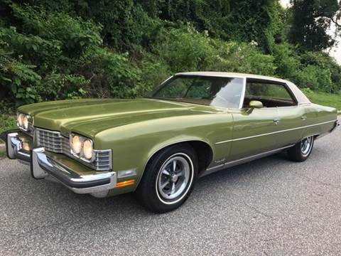 1973 Pontiac Grand Ville for sale in Westchester County, NY