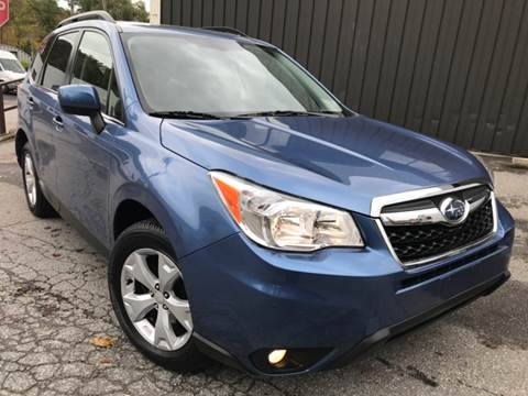 2015 Subaru Forester for sale in Westchester County, NY