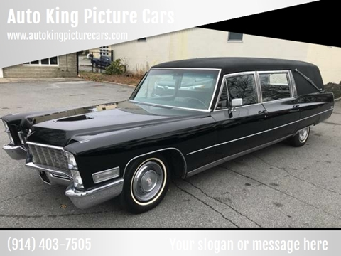 1968 Cadillac Fleetwood for sale in Westchester County, NY