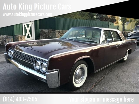 Used 1962 Lincoln Continental For Sale Carsforsale Com 174