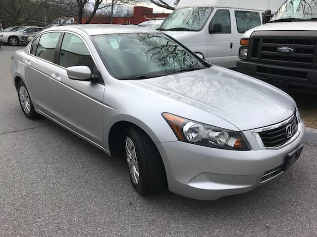 2009 Honda Accord for sale at Auto King Picture Cars in Pound Ridge NY