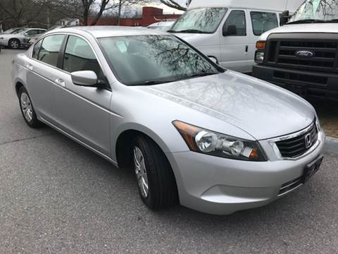 2009 Honda Accord for sale at Auto King Picture Cars in Westchester County NY
