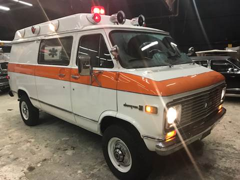 1974 Chevrolet G30 for sale in Westchester County, NY