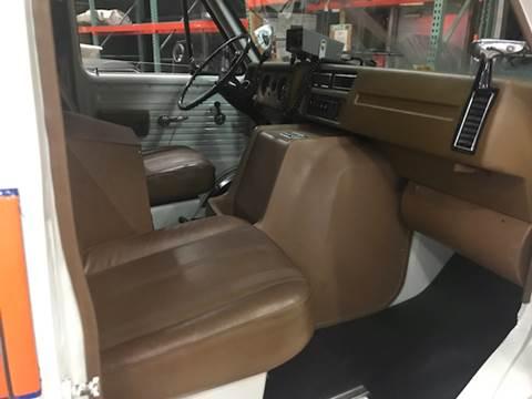 1974 Chevrolet G30