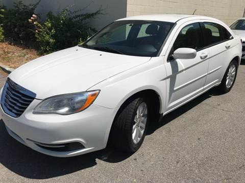 2012 Chrysler 200 for sale at Auto King Picture Cars in Westchester County NY