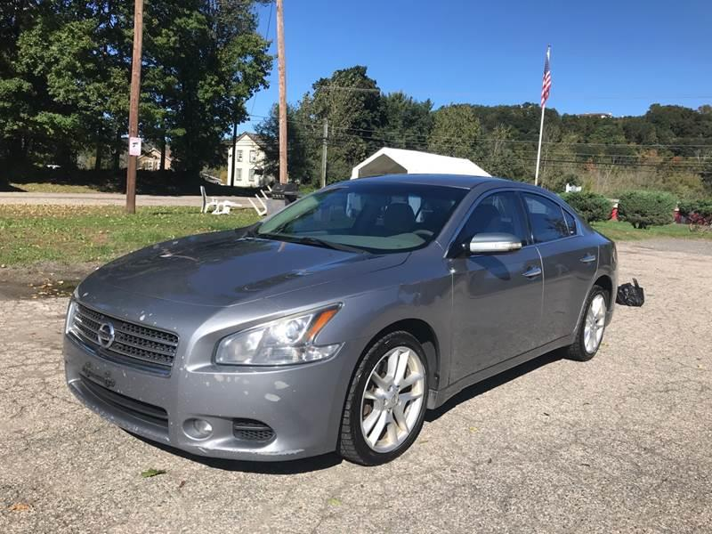 2009 nissan maxima 3 5 s 4dr sedan in westchester county ny auto king picture cars. Black Bedroom Furniture Sets. Home Design Ideas