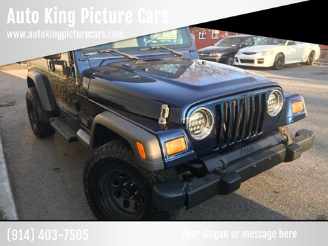 2005 Jeep Wrangler for sale in Westchester County, NY