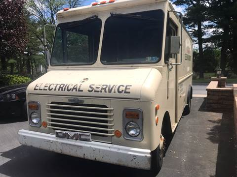 1984 GMC Forward Control Chassis