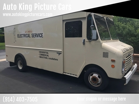 1984 GMC Forward Control Chassis for sale in Westchester County, NY