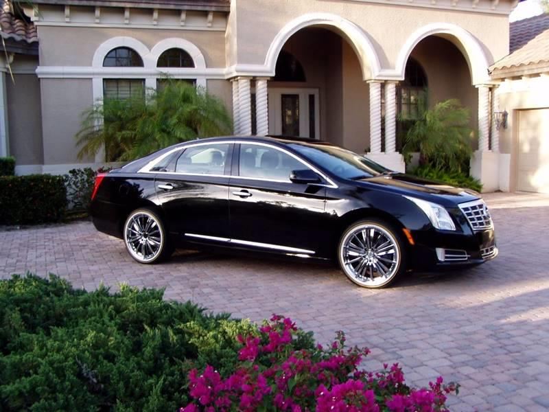 2013 Cadillac XTS Premium Collection 4dr Sedan - Sarasota FL