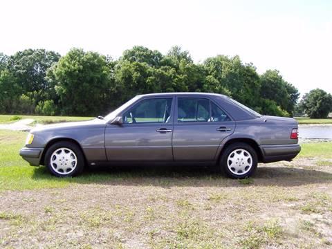 1995 Mercedes-Benz E-Class