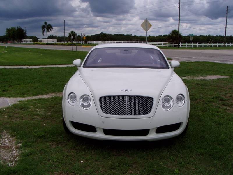 2005 Bentley Continental GT 2dr Turbo Coupe - Sarasota FL