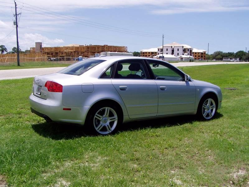 2006 Audi A4 AWD 3.2 quattro 4dr Sedan (3.1L V6 6A) - Sarasota FL