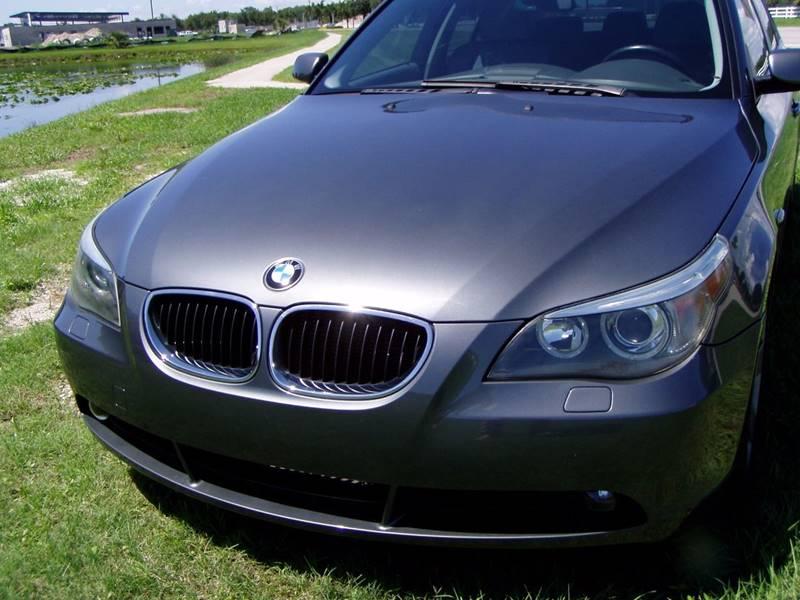 2005 BMW 5 Series 530i 4dr Sedan - Sarasota FL