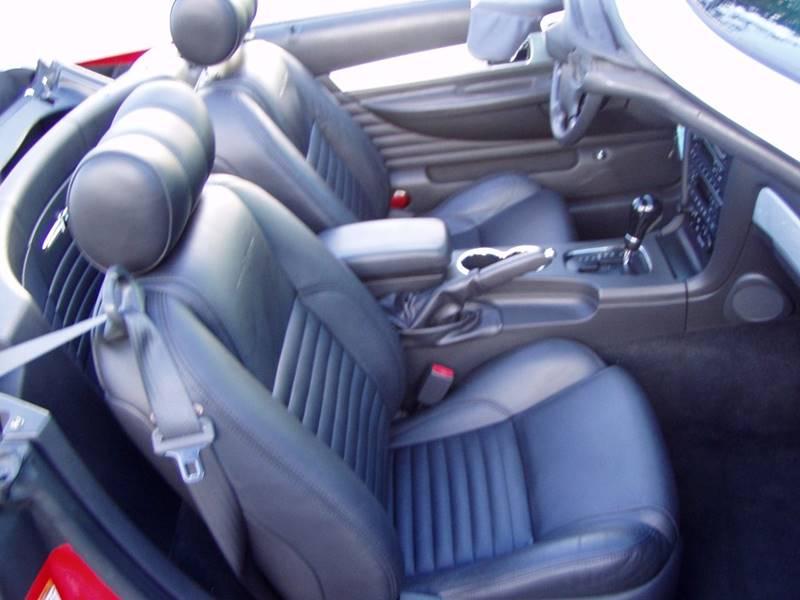 2002 Ford Thunderbird Deluxe 2dr Convertible - Sarasota FL