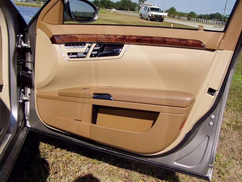 2007 Mercedes-Benz S-Class S 550 4dr Sedan - Sarasota FL