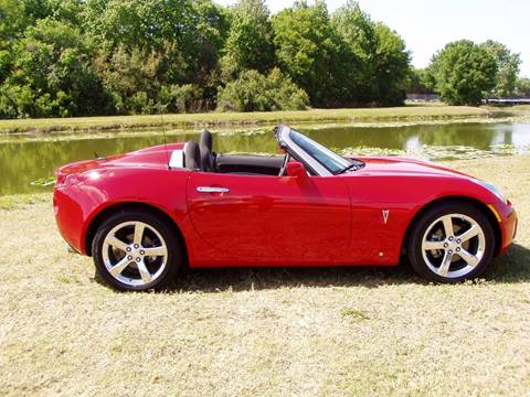2009 Pontiac Solstice for sale in Sarasota, FL