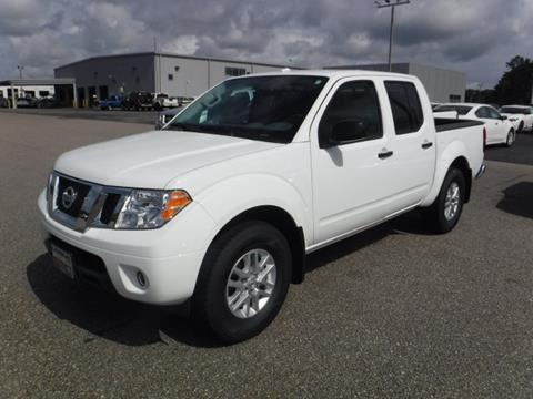 2017 Nissan Frontier for sale in Enterprise, AL