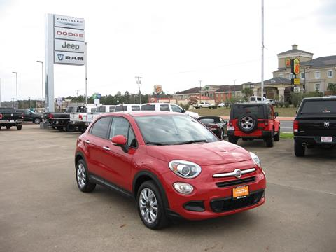 2016 FIAT 500X for sale in Nacogdoches, TX