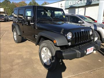 2017 Jeep Wrangler Unlimited for sale in Nacogdoches, TX