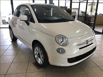 2017 FIAT 500 for sale in Nacogdoches, TX