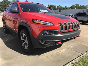 2017 Jeep Cherokee for sale in Nacogdoches, TX