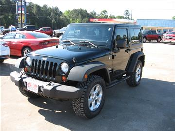 2012 Jeep Wrangler For Sale