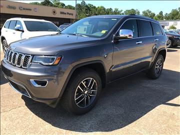 2017 Jeep Grand Cherokee for sale in Nacogdoches, TX