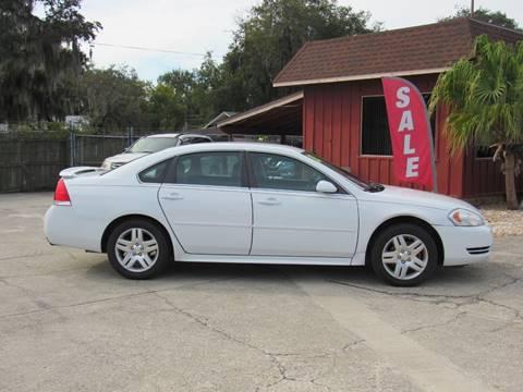 2013 Chevrolet Impala for sale in Lakeland, FL