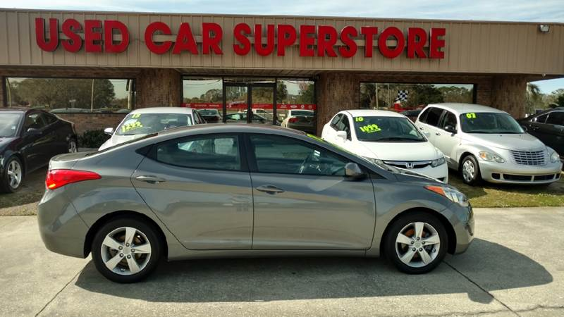 2013 Hyundai Elantra for sale at Checkered Flag Auto Sales NORTH in Lakeland FL