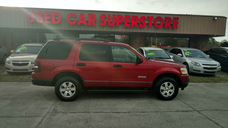 2006 Ford Explorer for sale at Checkered Flag Auto Sales NORTH in Lakeland FL