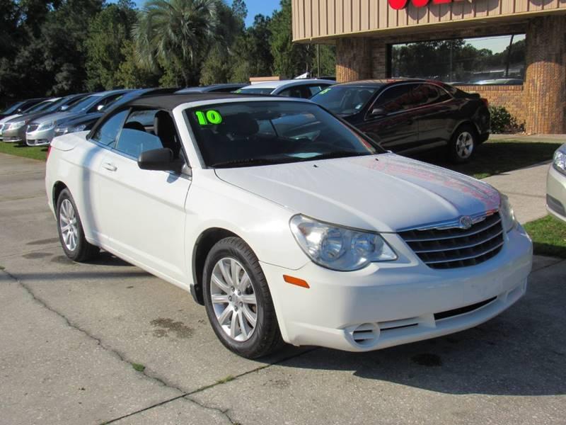 2010 Chrysler Sebring Touring 2dr Convertible - Lakeland FL