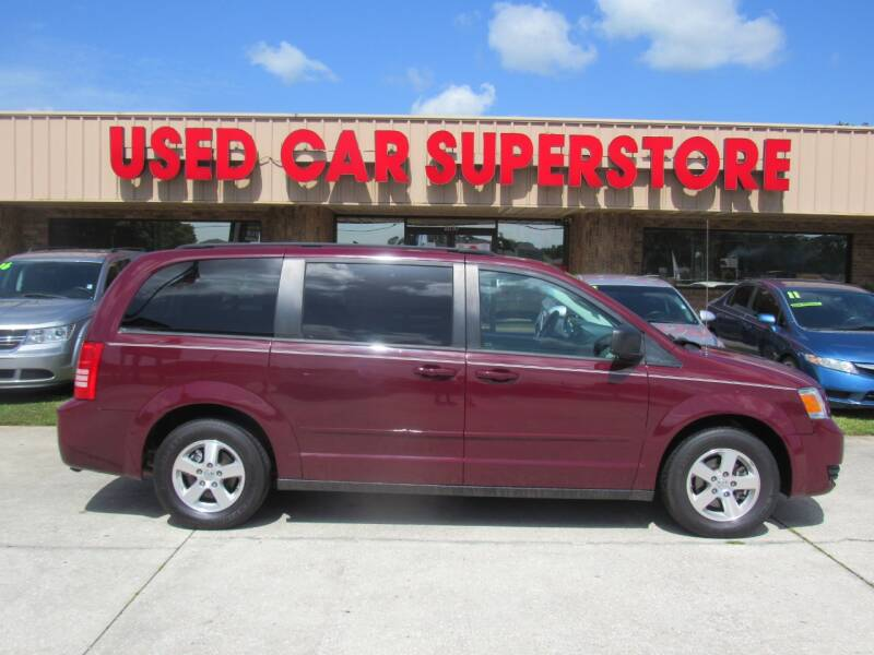 2009 Dodge Grand Caravan Se 4dr Mini Van In Lakeland Fl Checkered Flag Auto Sales North