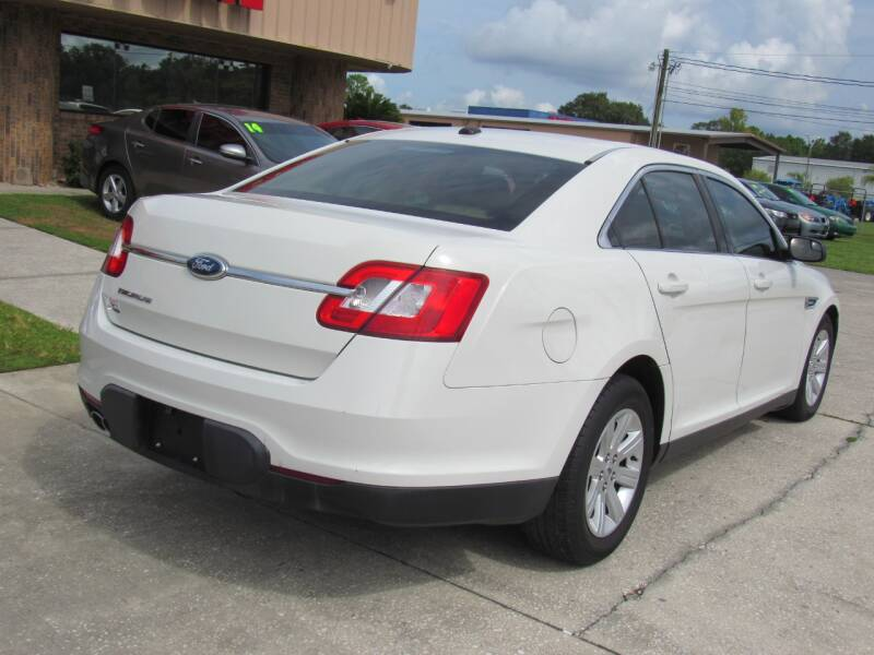 2012 Ford Taurus SE 4dr Sedan - Lakeland FL