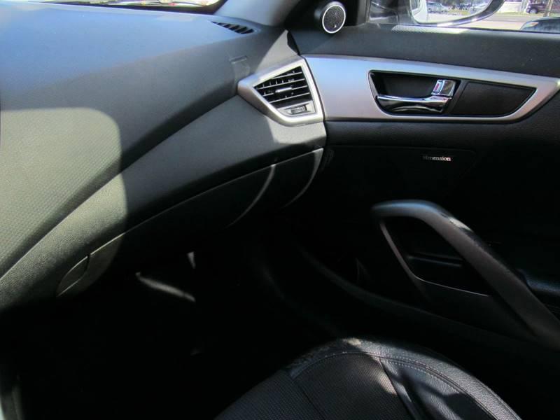 2012 Hyundai Veloster 3dr Coupe DCT - Lakeland FL