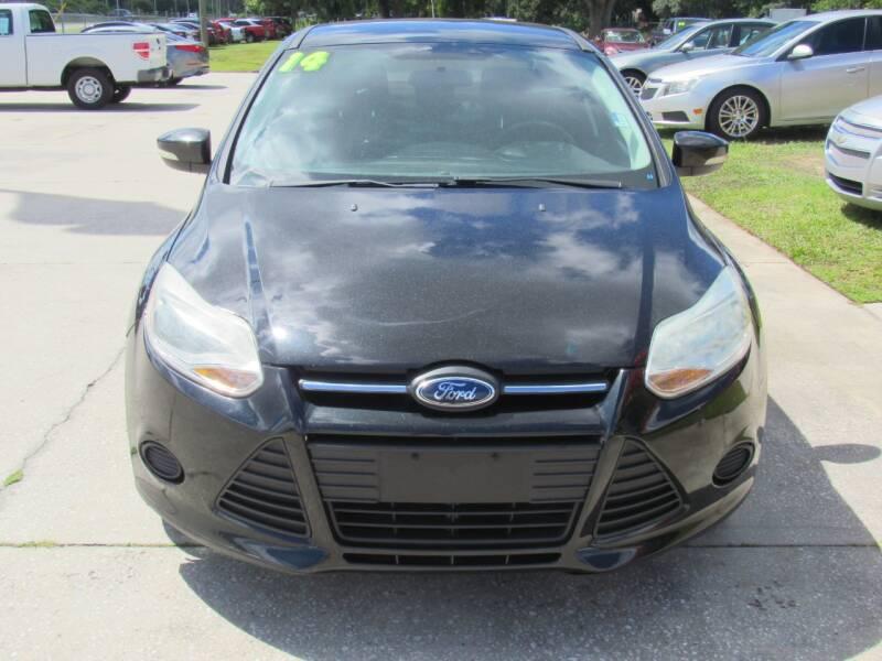 2014 Ford Focus SE 4dr Sedan - Lakeland FL