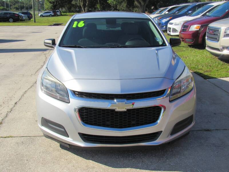 2016 Chevrolet Malibu Limited LS 4dr Sedan - Lakeland FL