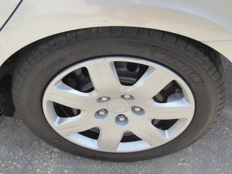 2007 Honda Civic LX 4dr Sedan (1.8L I4 5A) - Lakeland FL