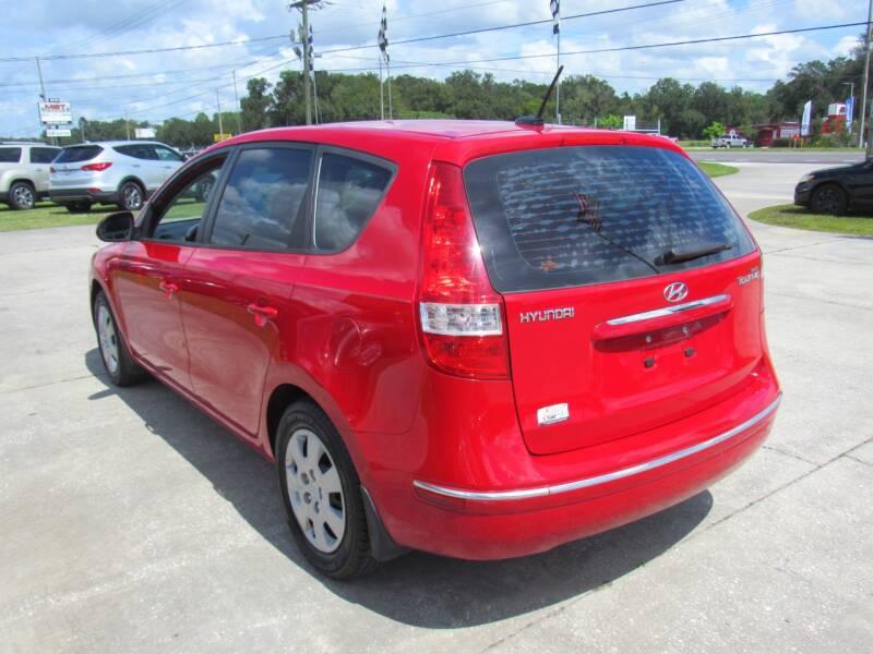 2012 Hyundai Elantra Touring GLS 4dr Wagon - Lakeland FL