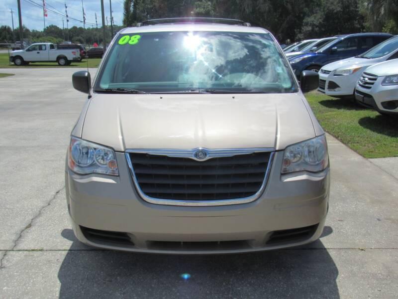 2008 Chrysler Town and Country LX 4dr Mini-Van - Lakeland FL